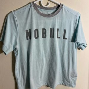 Nobull crop tee size small